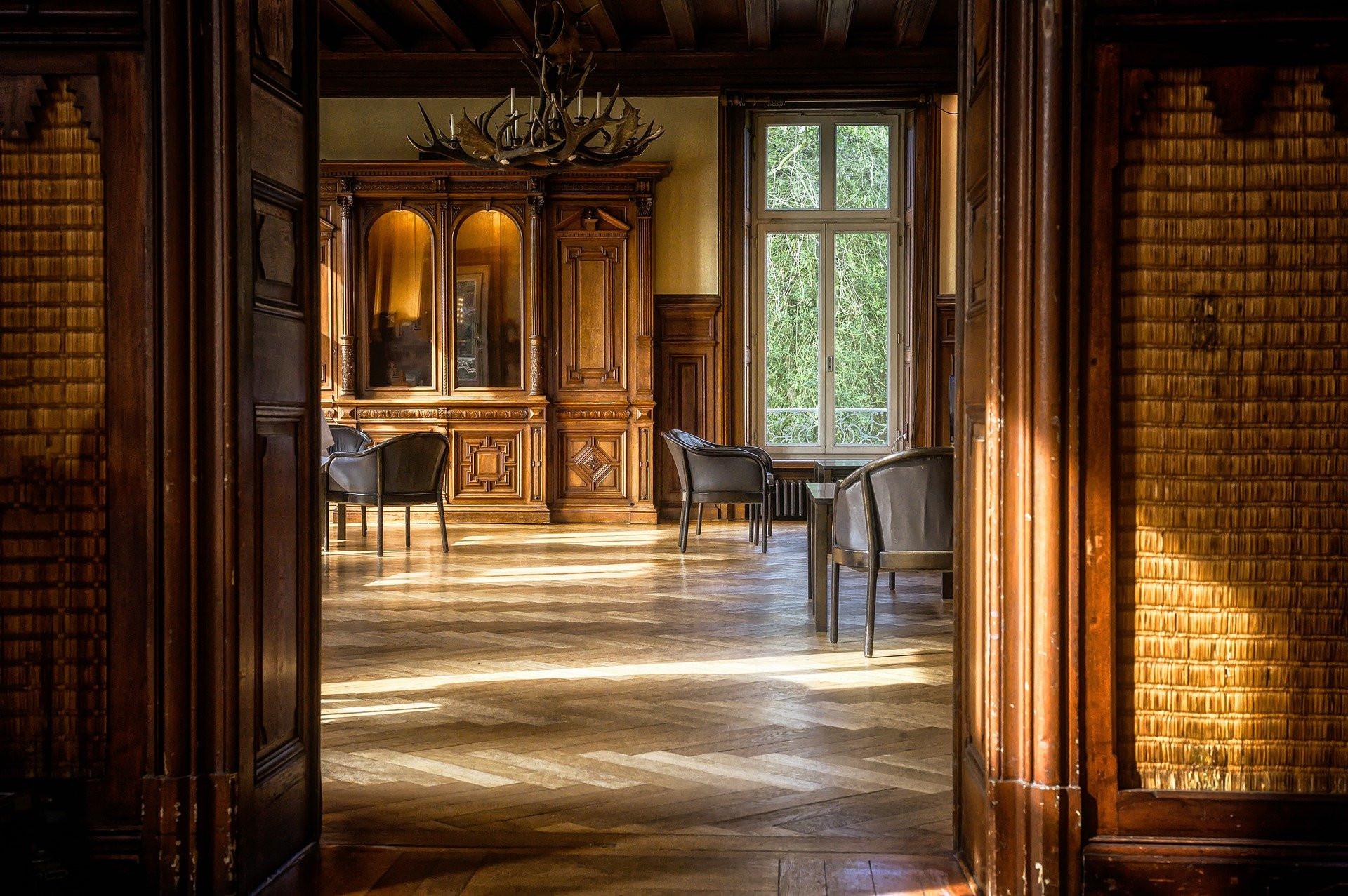 Parquet de récupération, le choix du luxe vintage