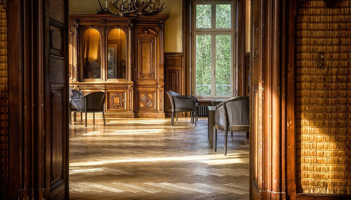 Décoration : trois parquets au luxe vintage